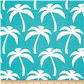 Premier Prints Indoor/Outdoor Palm Ocean