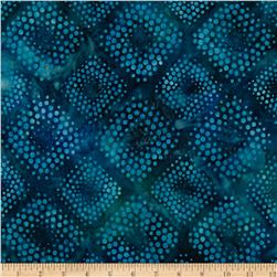 Artisan Batiks Color Source 4 Diamond Dot Surf