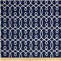 RCA Felicity Blackout Drapery Fabric Blue
