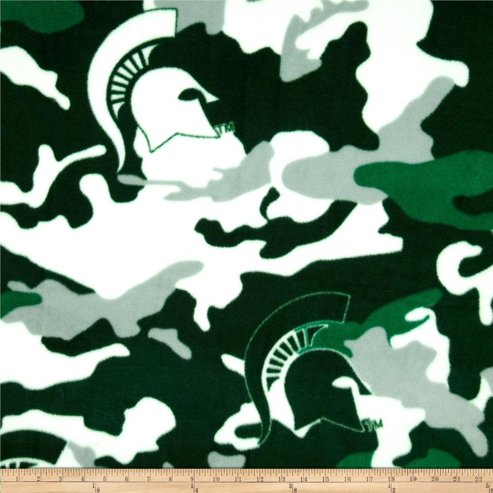 Michigan State Fleece Camo