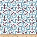 Whale's Adventures Anchors Red