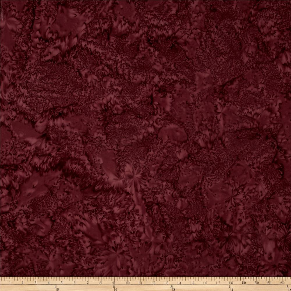Island Batik Mottle Purple