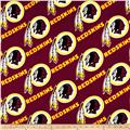 NFL Fleece Washington Redskins Red/Gold