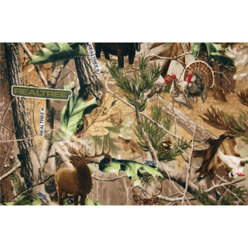 Realtree Wildlife Camo Allover Print