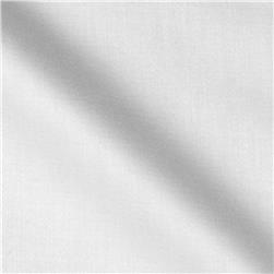 Pima Sheen Sateen White