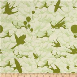 Tula Pink Bumble Cotton Candy Cloud Sprout Fabric