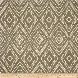 Robert Allen Indoor/Outdoor Baja Diamond Greystone Fabric