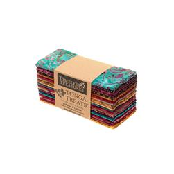 "Tonga Batik Boysenberry 6"" Treat Strips"