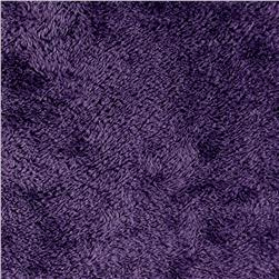 Shannon Minky Cuddle Fleece Violet