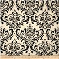 Premier Prints Traditions Black/Natural