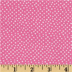 Mini Confetti Dot Pink