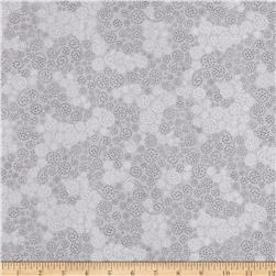 Essentials Flannel Sparkle Gray