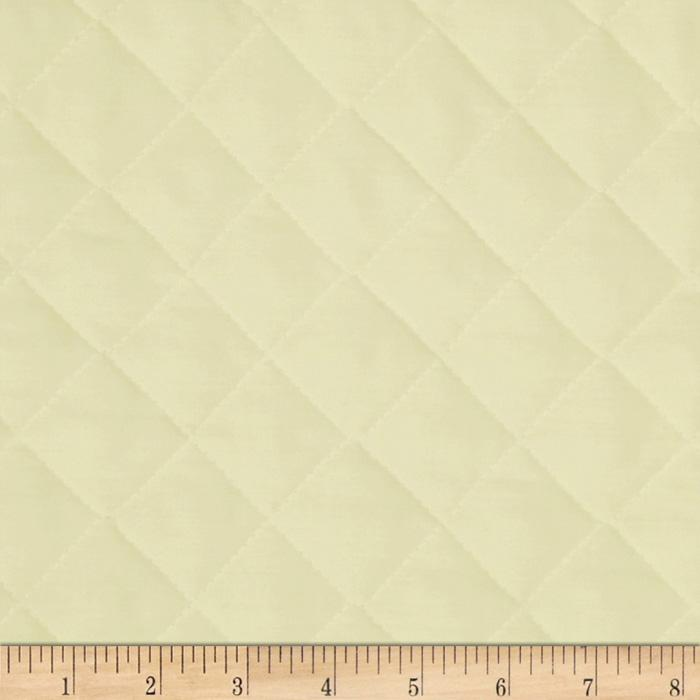 Double Sided Quilted Broadcloth Daffodil Fabric By The Yard