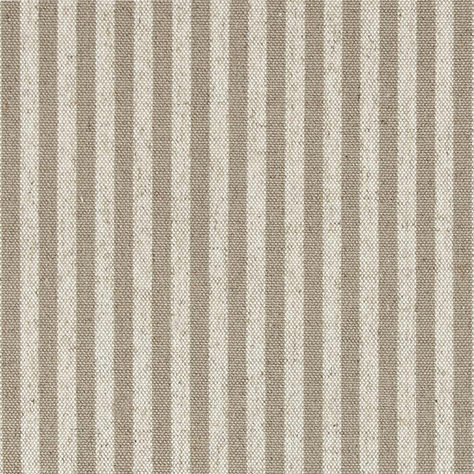 Golding By P Kaufmann Scout Stripe Canvas Taupe Discount