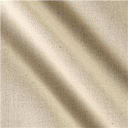 "120"" Cotton Muslin Natural Beige"