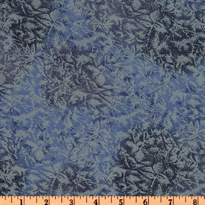 Michael miller fairy frost celestial blue discount for Celestial pattern fabric
