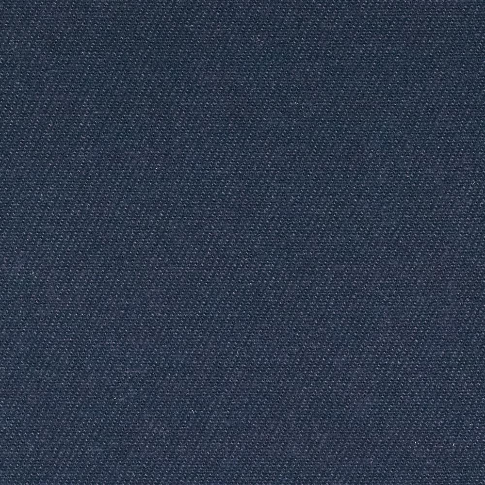 12 oz Brushed Bull Denim Navy Fabric By The Yard
