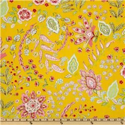 Pretty Little Things Emma Floral Yellow