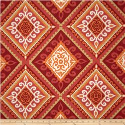 Terrasol Indoor/Outdoor Spanish Tile Coral