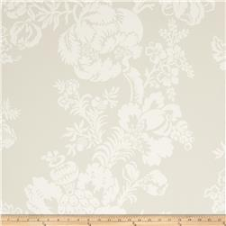 Fabricut 8830e Cathay Ii Wallpaper S0038 Dove (Triple Roll)