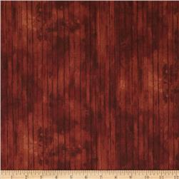 International Harvester - Down On The Farm Wood Plank Stripe Brown