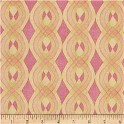 Mariposa Flight Pattern Pink