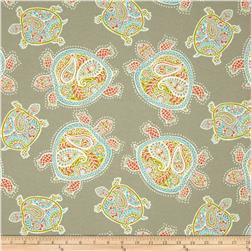 Tommy Bahama Indoor/Outdoor Tranquil Turtles Seaglass
