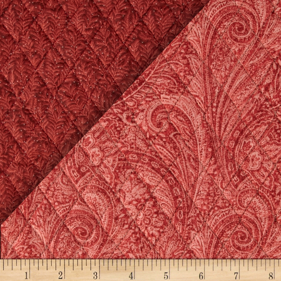 Quilted Fabric Usa