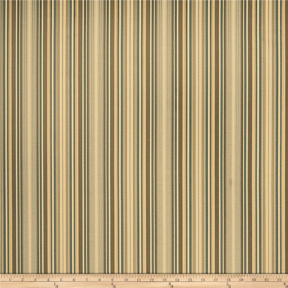 Fabricut Taxi Stripe Seaside
