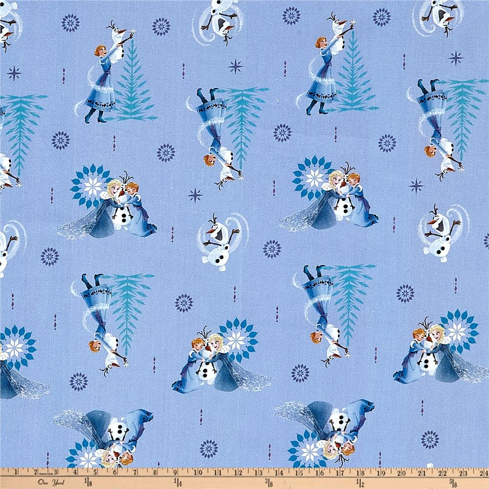 Disney Olaf S Frozen Adventure Family Tradition In Blue