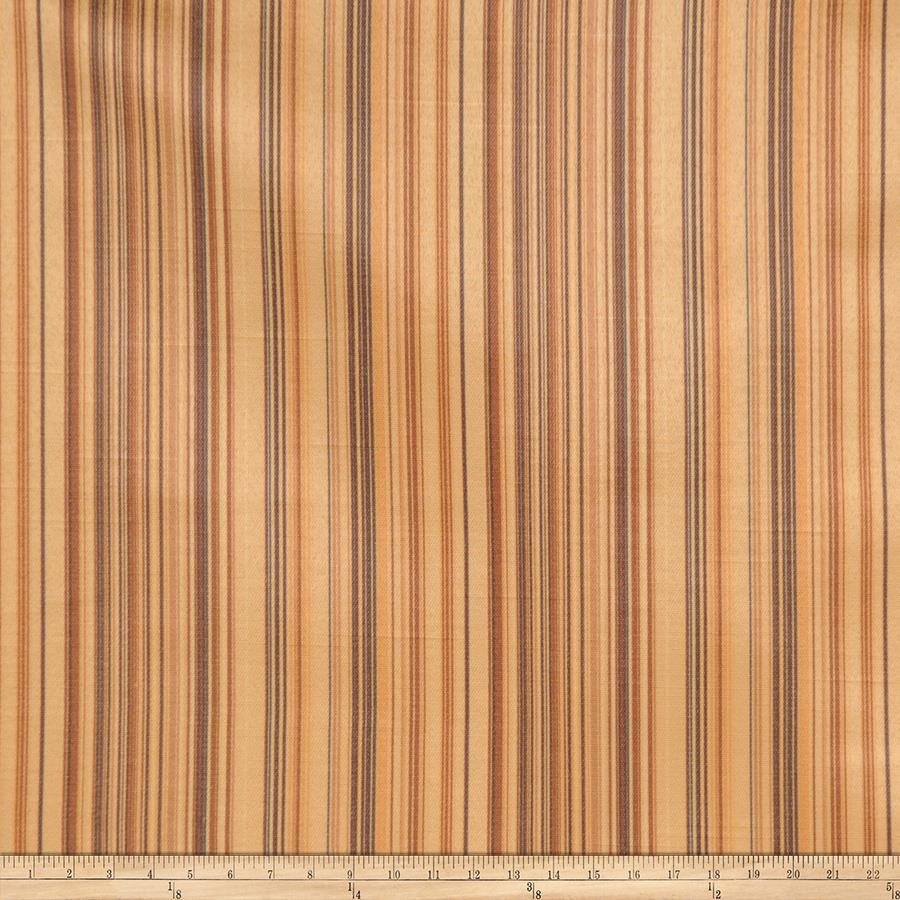 Fabricut Fruit Stripe Bronze