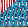Dr. Suess Cat in the Hat Cat/Stripe Multi