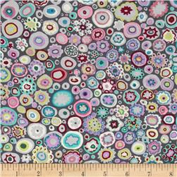 Kaffe Fassett Collective Quarry Paperweight Grey Fabric