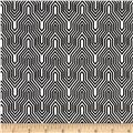 Design Studio Fretwork Black/White