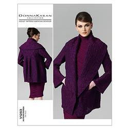 Vogue Misses' Jacket Pattern V1263 Size 0Y0