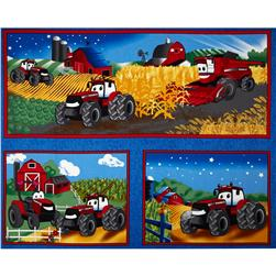 Case IH Kids Pillow 36'' Panel Multi