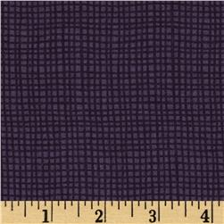 Moda Lady Slipper Lodge Weave Purple