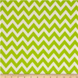Remix Flannel Chevron Kiwi