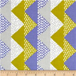 Moda Quilt Blocks Chevron Shade