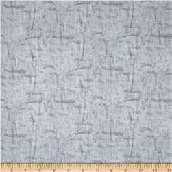 Jeanne Horton The Settlement Collection Texture Grey Fabric