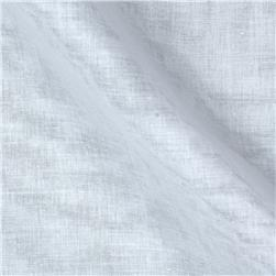 Italian Organdy White