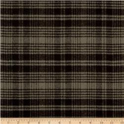 Primo Flannel Smoky Plaid Grey