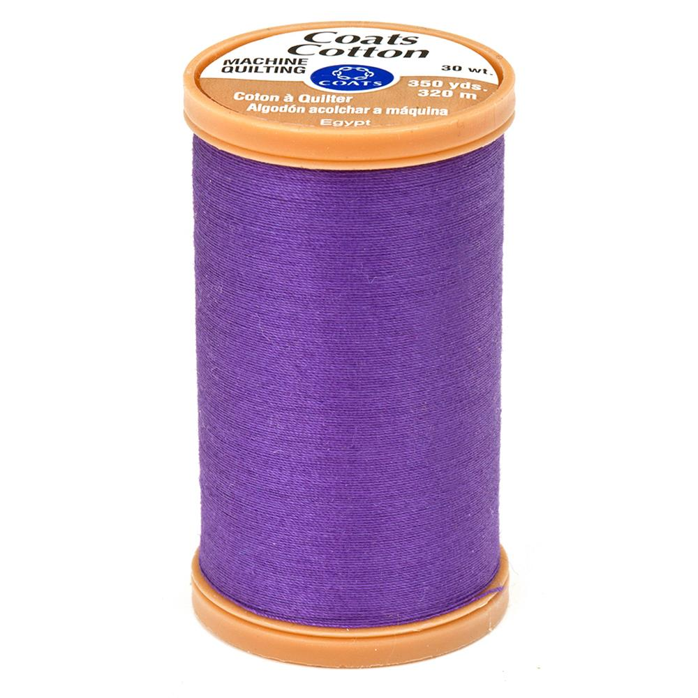 Coats & Clark Machine Quilting Cotton Thread 350 yd. Deep Violet
