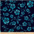 Hoffman Tropicals Pareau Navy