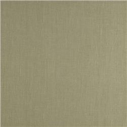 European 100% Washed Linen Sage