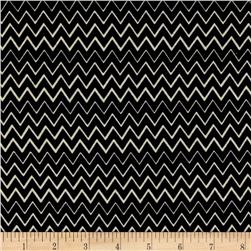 Rayon Spandex Jersey Knit Stripes Print Black/White