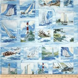 Wind and Waves Sampler Panel Multi