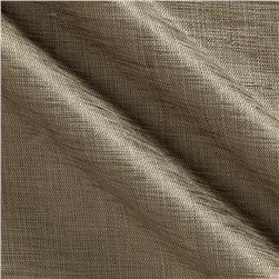 Shimmering Viscose Silk Matka Tarnished Silver