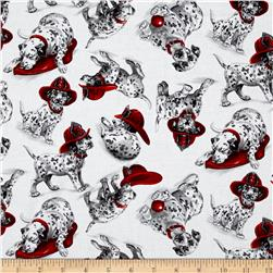 Fire Rescue II Dalmations White