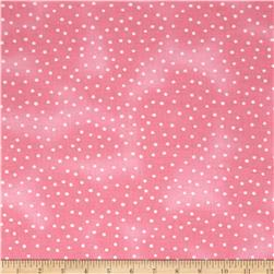 Loralie Designs Dinky Dots Pink White